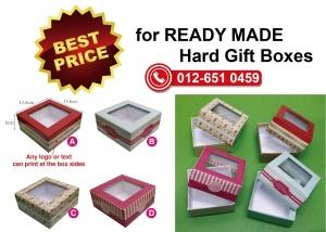 Hard Gift Boxes